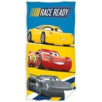 Prosop plajă Cars Race ready, 70 x 140 cm