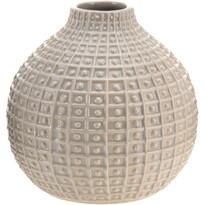 Keramická váza Ball, béžová
