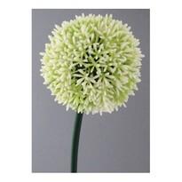 Umelá kvetina Cesnak biela, 68 cm