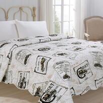 Narzuta na łóżko Auto, 220 x 240 cm