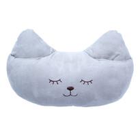Poduszka Kot przytulanka brązowy, 40 x 26 cm