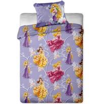 Detské obliečky Princezné micro, 140 x 200 cm, 70 x 90 cm