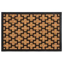 Wycieraczka kokosowa Criss Cross, 40 x 60 cm