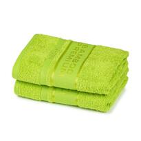 4Home Bamboo Premium ręczniki zielony, 50 x 100 cm, 2 szt.