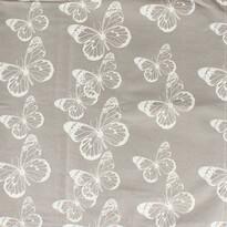 Butterfly mosható textil terítő , 145 x 145 cm