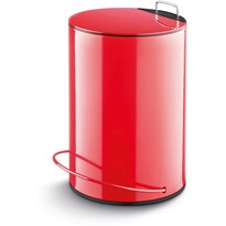 Lamart LT8006 DUST odpadkový Kos 5 l červená