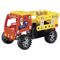 Set de construcţie pentru copii Camion, 12 cm