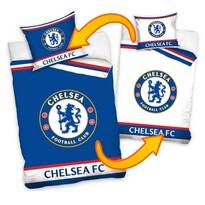 Pościel bawełniana FC Chelsea Double, 140 x 200 cm, 70 x 90 cm