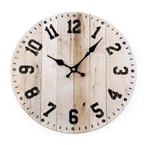 Zegar ścienny Woody, 34 cm