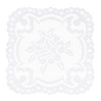 Rozália dekoratív alátét, 30 x 30 cm