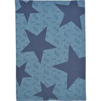 Sander Ścierki kuchenne Pop star niebieski, 50 x 70 cm