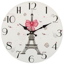 Nástěnné hodiny Paris, pr. 34 cm