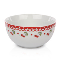 Porcelanowa miska Cherry, 14 cm