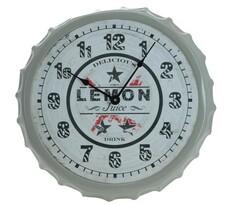 Nástěnné hodiny Lemon