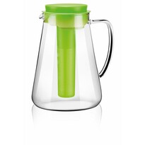 Tescoma TEO džbán s vylúhovaním a chladením zelená