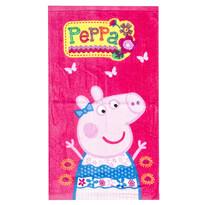 Detský uterák Prasiatko Pepina Pink, 30 x 50 cm