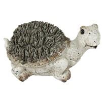 Decorație grădină Broască țestoasă, gri