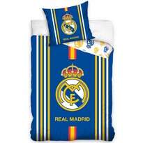 Lenjerie de pat Real Madrid Centro Amarillo, 140 x 200 cm, 70 x 80 cm