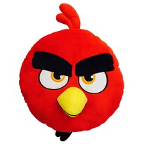 Poduszka Angry Birds red 3D, 36 cm