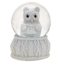 Snežná guľa zvieratko