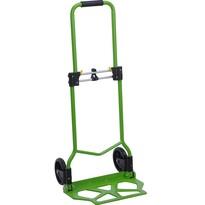 Ručný vozík, zelená