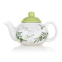 Banquet Czajnik ceramiczny Olives 700 ml