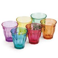 6-dielna sada pohárov