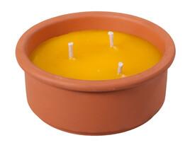 Repelentní svíčka citronela 18 cm