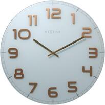 Nextime Classy Large 3105wc nástenné hodiny
