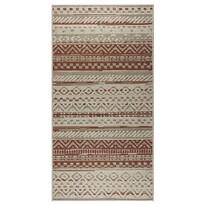 Kusový koberec Star červená