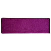 Nášľap na schody Eton obdĺžnik fialová, 24 x 65 cm