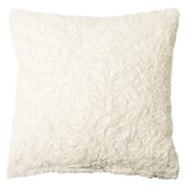 Polštářek Sally bílá, 50 x 50 cm