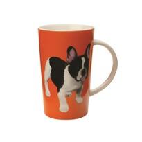 Maxwell& Williams Paws Conical Mug hrnček, oranžová