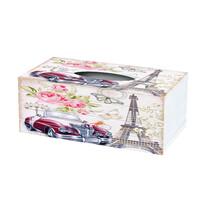 Voiture zsebkendőtartó doboz, 24,5 cm