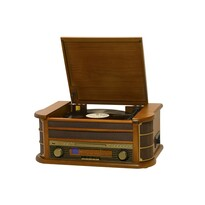 Orava RR-65 retrorádio s gramofonem, USB a CD/MP3