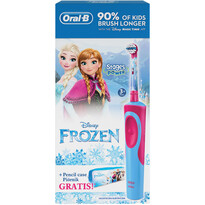 Oral-B Vitality Kids Frozen Elektrický zubní  kartáček + penál