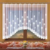 Záclona Flora, 300 x 150 cm