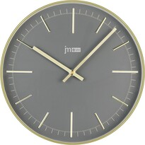 Lowell 14947G nástenné hodiny