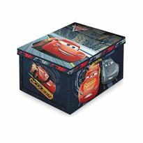 Domopak Living Úložný box s rukoväťou Disney Cars, 39 x 50 x 24 cm