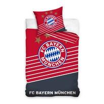 Futbalové obliečky BMFC 02 Bayern, 160 x 200 cm, 70 x 80 cm