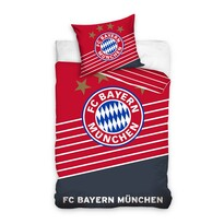 Pościel bawełniana BMFC 02 Bayern, 160 x 200 cm, 70 x 80 cm