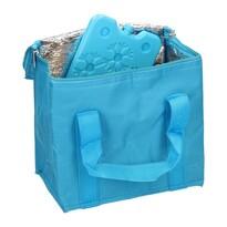 Chladiaca taška modrá, 7 l