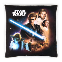 Vankúšik Star Wars 01, 40 x 40 cm