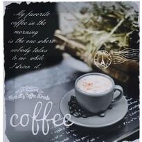 Obraz na plátne Café Empoli, 29 x 29 cm