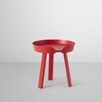 Konferenčný stolík Around malý, červený
