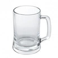 Poháre na pivo 0,5 l, 2 ks