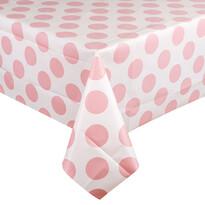 Körök terítő rózsaszín, 130 x 180 cm