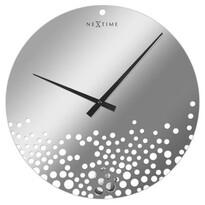 Nextime Bubbles 8130 zegar ścienny