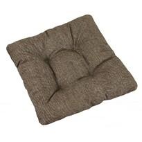 Pernă scaun Ivo UNI maro, 40 x 40 cm