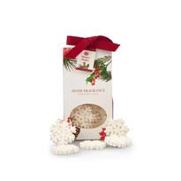 Ceramică de Crăciun, parfumată Scorţişoară şi măr, 6 buc